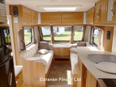Lunar Delta RS 2014 Caravan Photo