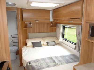 Campbells Caravans Preston Used Lunar Lexon 540 2014
