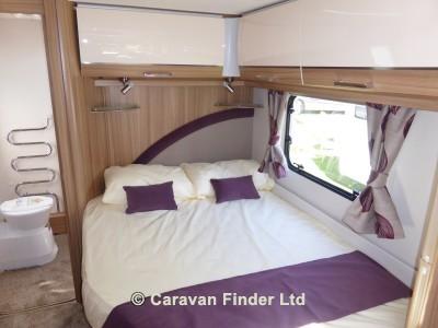 Campbells Caravans Preston Used Lunar Clubman Se 2015
