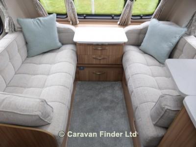 Lunar Clubman SR 2018 Caravan Photo