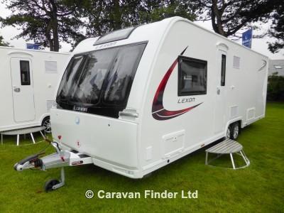 Lunar Lexon 2018 Caravan Photo