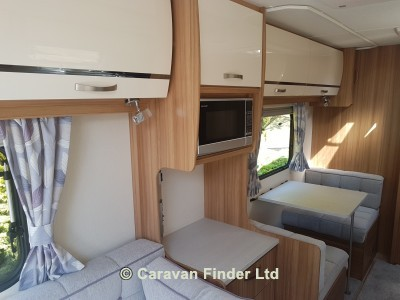 Lunar Clubman ES 2019 Caravan Photo