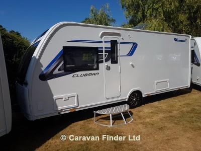 Lunar Clubman SI 2019 Caravan Photo