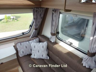 Sprite Alpine 4 2015 Caravan Photo