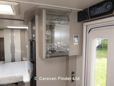 Sterling Continental 645 2015 Caravan Photo