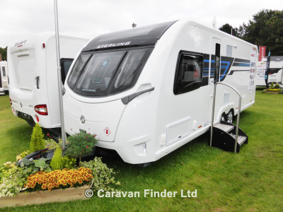 Sterling Continental 645 2016