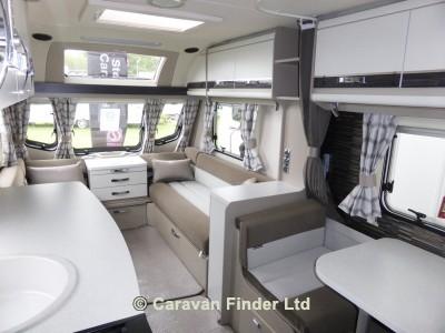 Sterling Eccles 530 2016 Caravan Photo