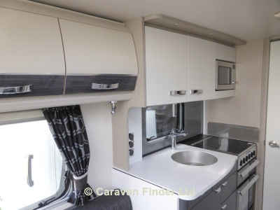 Sterling Continental 650 2017 Caravan Photo