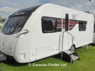 Sterling Elite 570 2017 Caravan Photo