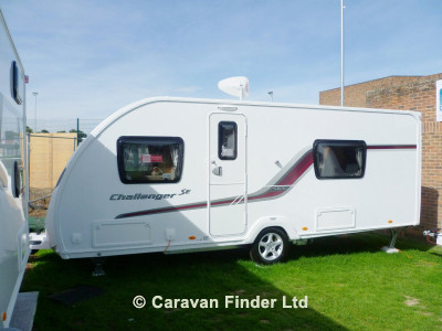 Swift Challenger 565 SE 2013