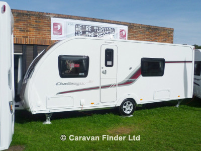 Swift Challenger 570 SE 2013