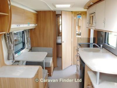 Swift Conqueror 530 2013 Caravan Photo