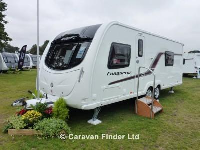 Swift Conqueror 630 2014 Caravan Photo