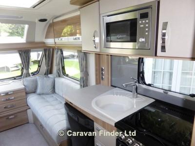 Swift Challenger SE 480 2015 Caravan Photo