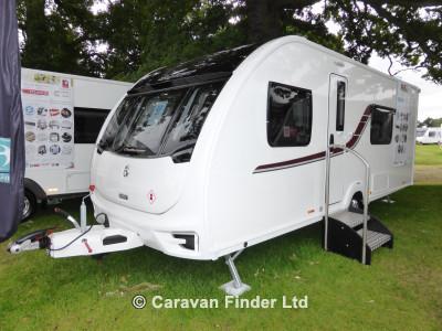 Swift Challenger 570 2016 Caravan Photo