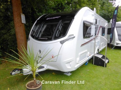 Swift Conqueror 565 2016 Caravan Photo
