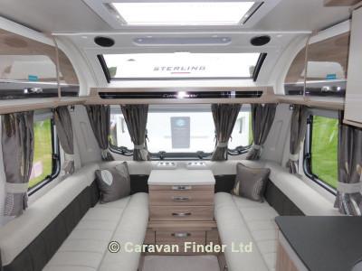 Swift Conqueror 580 2016 Caravan Photo