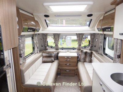 Swift Elegance 645 2016 Caravan Photo
