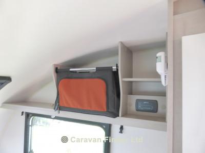 Swift Basecamp PLUS 2017 Caravan Photo
