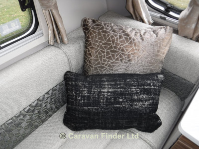 Swift Eccles 480 Lux Pack 2017 Caravan Photo