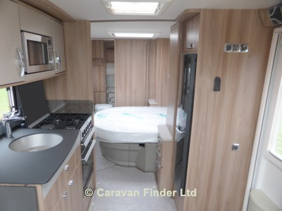Swift Conqueror 580 2018 Caravan Photo