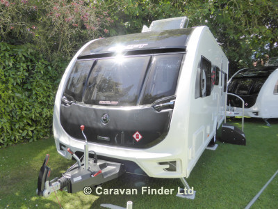 Swift Eccles 590 plus Lux pack 2018