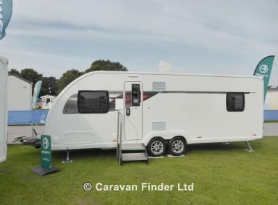 Couplands Caravans, New Swift Eccles 635 2018 Caravan for