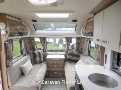 Swift Elegance 580 2018 Caravan Photo