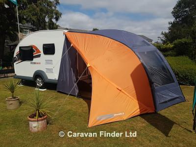 Swift Basecamp Standard 2019 Caravan Photo