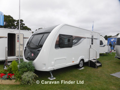 Swift Challenger 480 Lux Pack 2019 Caravan Photo