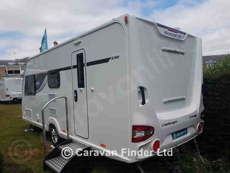 Bardsea Leisure, New Swift Challenger 530 2019 Caravan for