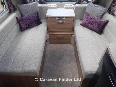 Swift Challenger 580 LUX 2019 Caravan Photo