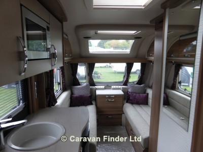 Swift Challenger 590 Lux Pack 2019 Caravan Photo