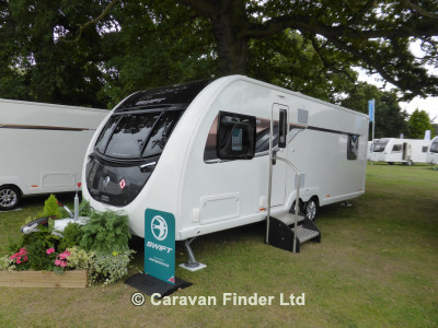 Swift Challenger 635 Lux Pack 2019 Caravan Photo