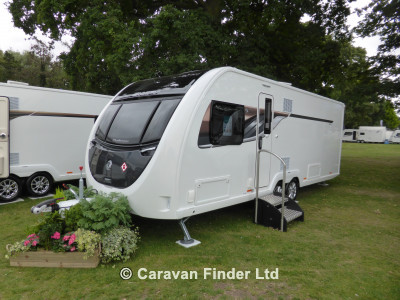 Swift Challenger 645 Lux Pack 2019 Caravan Photo