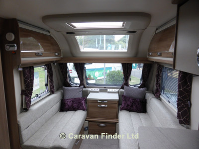 Couplands Caravans New Swift Challenger 650 Lux Pack 2019