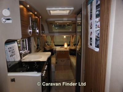 Couplands Caravans New Swift Eccles 590 2019 Caravan For
