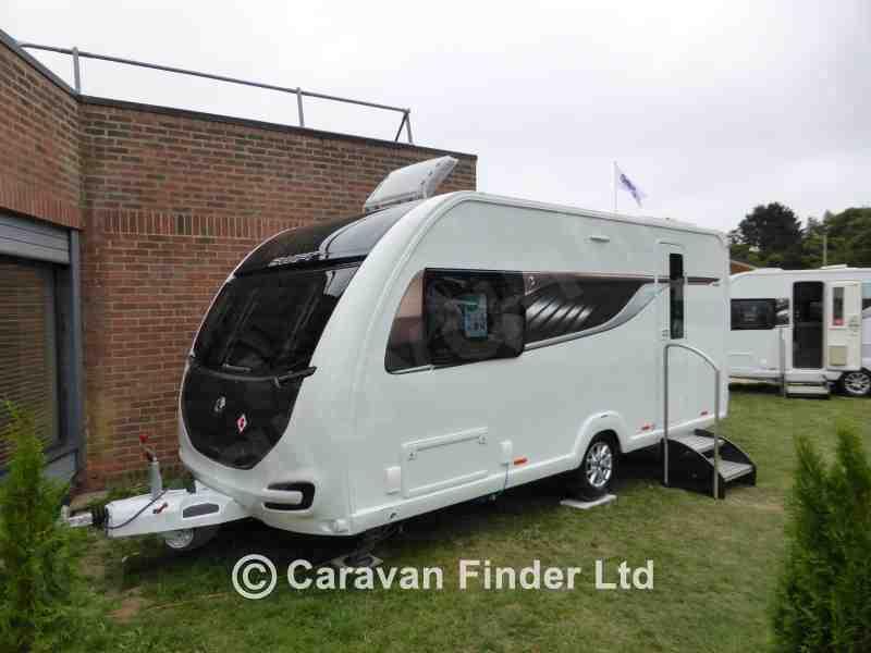 Bardsea Leisure, New Swift Elegance 480 2019 Caravan for