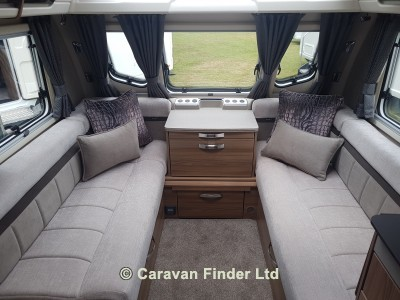 Swift Elegance 560 2019 Caravan Photo