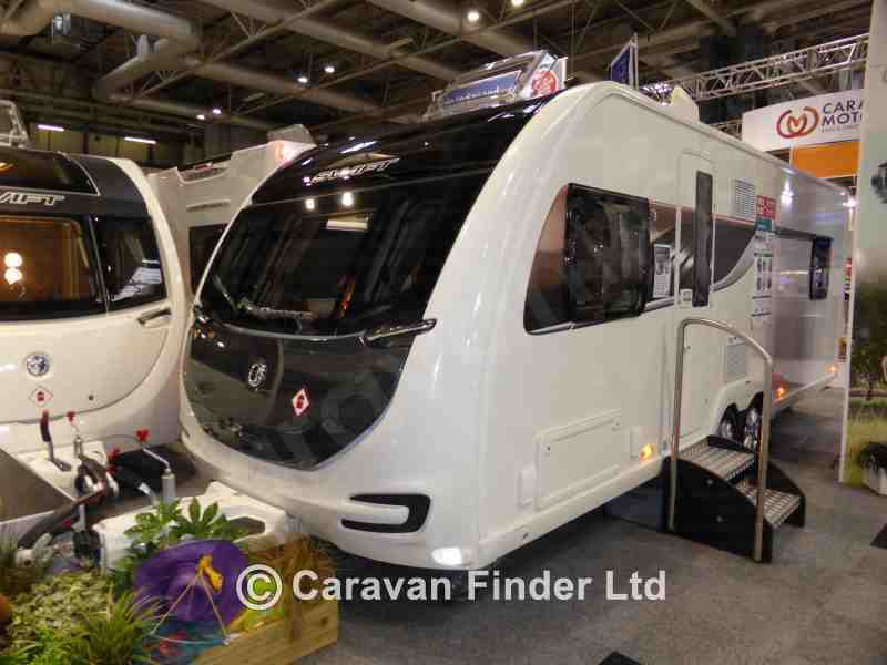 Broad Lane Leisure , New Swift Elegance 635 2019 Caravan for