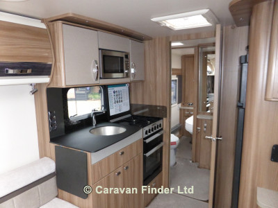 Swift Elegance 650  2019 Caravan Photo