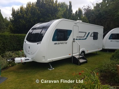 Couplands Caravans, New Swift Sprite Major 4 EB 2019 Caravan