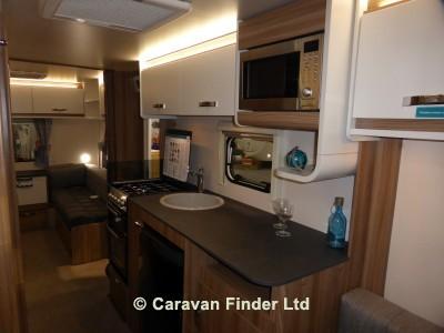 Swift Sprite Quattro DB 2019 Caravan Photo