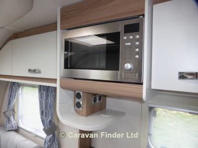 Swift Sprite Quattro EB Diamond Pack 2019 Caravan Photo
