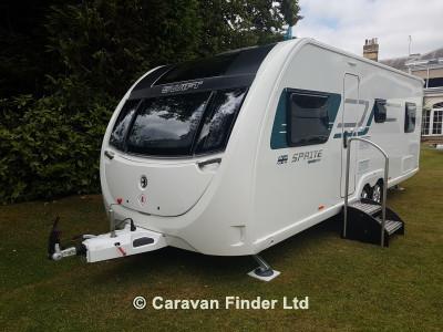 Couplands Caravans New Swift Sprite Super Quattro Fb 2019