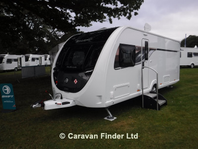 Swift Challenger 580 Lux Pack 2020