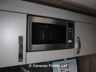 Swift Challenger X 880 Lux  Pack 2020 Caravan Photo