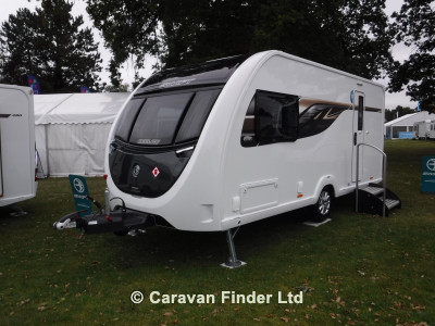 Swift Eccles 480 Lux Pack 2020