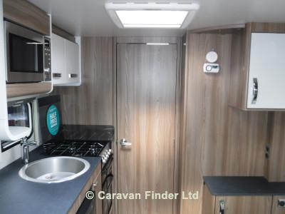 Swift Sprite Major 4 EB 2021 Caravan Photo