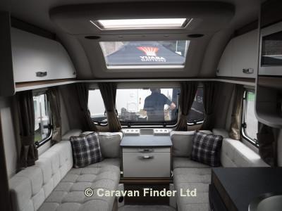 Swift Sprite Major 4 SB Diamond Pack 2021 Caravan Photo